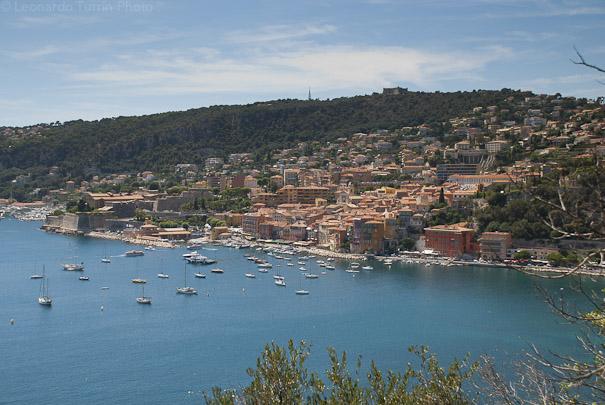 Villefranche Costa Azzurra